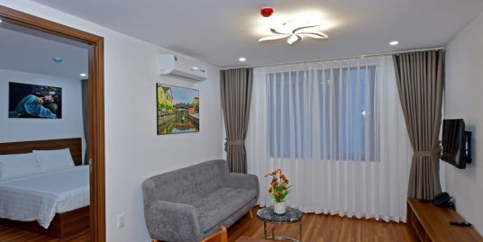 Luxury Two-Bedroom Apartment In Son Tra  District, Near The Beach – A585