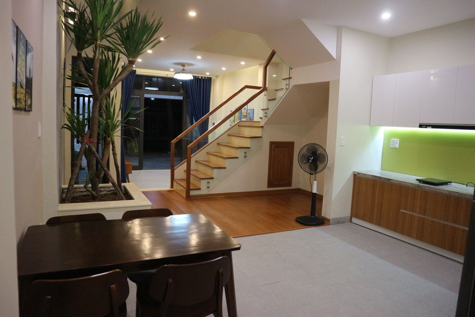Brand New House, 3 Bedrooms, Nam Viet A Area – B419