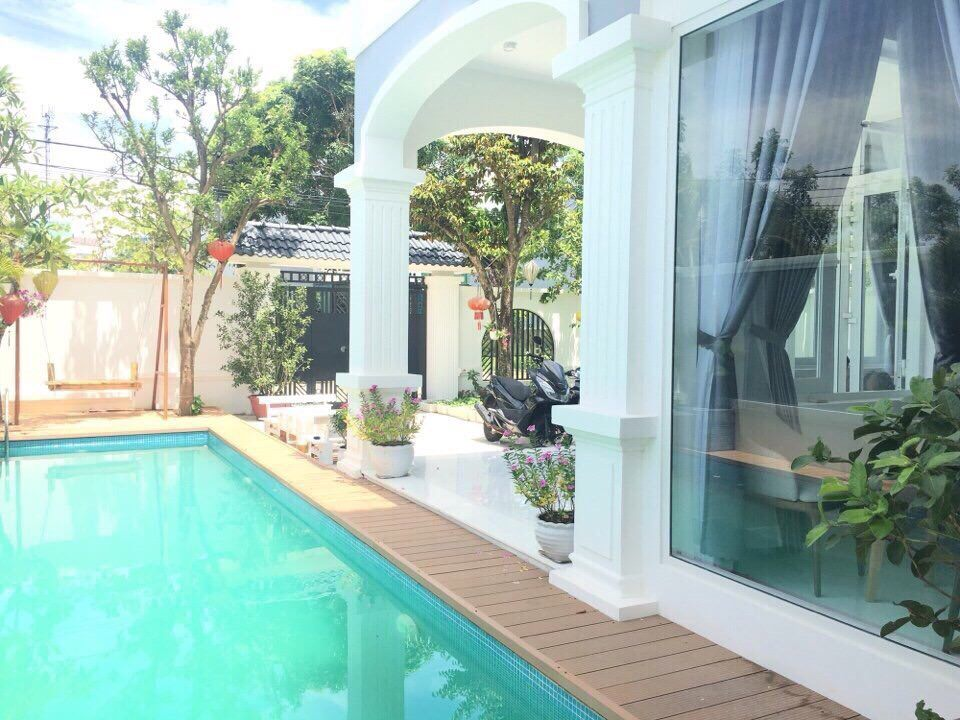 4-bedroom pool villa, Nam Viet A area – B425