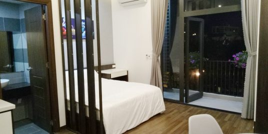 Studio apartment with balcony in My An, near Han River – A725
