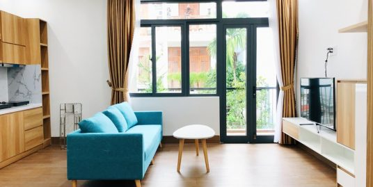 1-bedroom apartment with balcony, My An area – A739