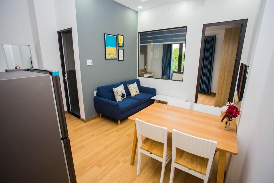 Modern 1BR apartment Near Nguyen Van Thoai St – A718
