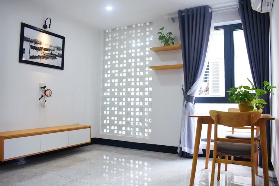 New 1 Br apartment, An Thuong area- A753