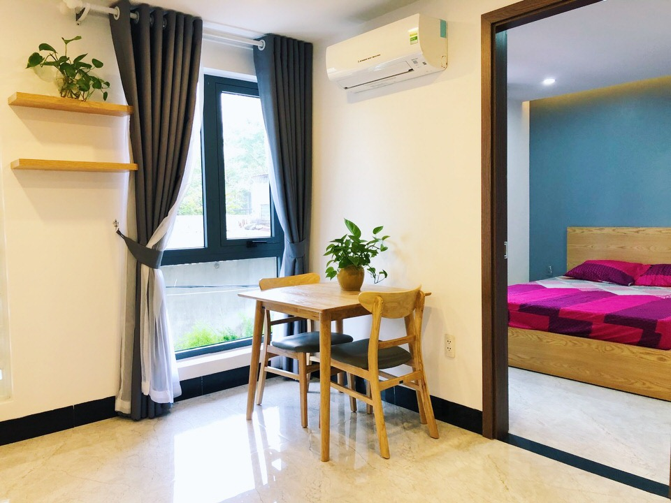 Nice 2 Br apartment, An Thuong area- A754