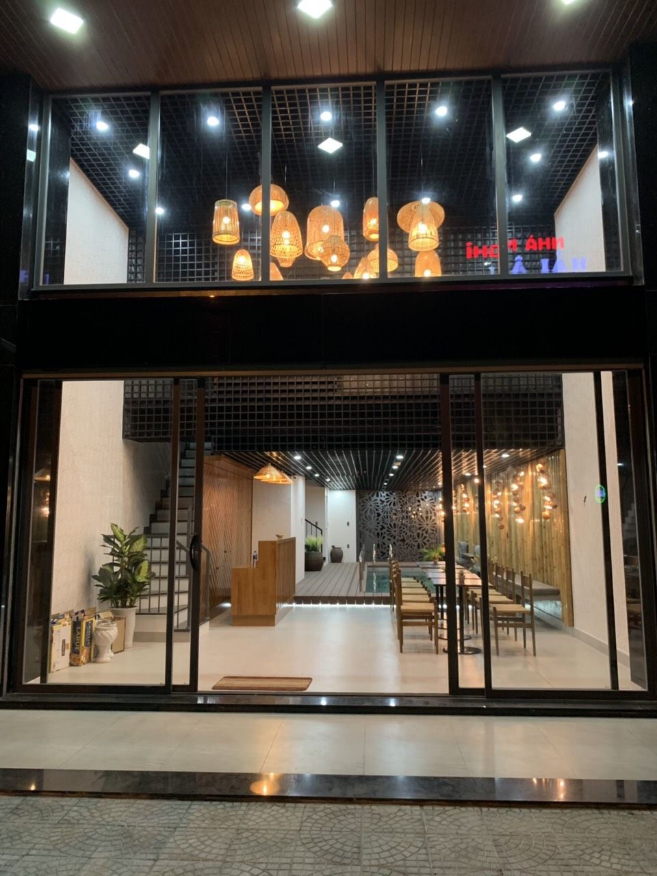 7-floor building with 10 apartment near Ho Xuan Huong street – B456
