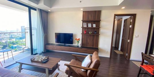 Luxury Two bedrooms apartment Hiyori Garden Tower – A825