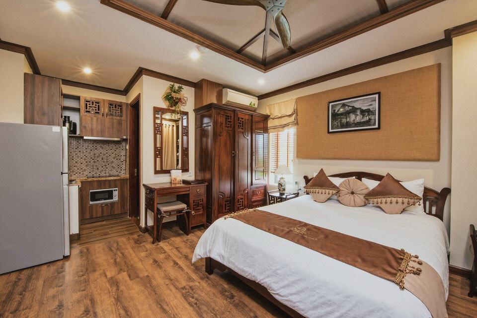 Luxury Studio apartment close to Pham Van Dong Beach – A821