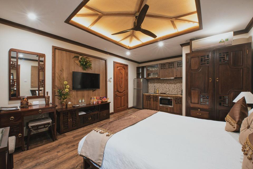 VIP Studio apartment close to Pham Van Dong Beach – A822