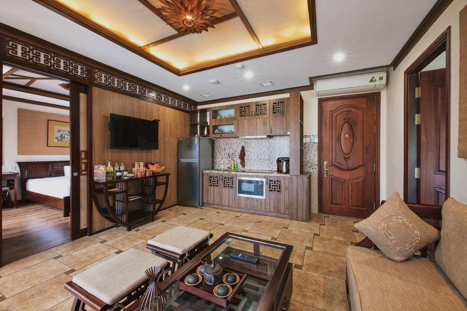 VIP 2Br apartment close to Pham Van Dong Beach – A820