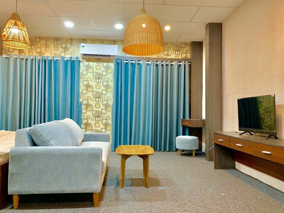 Nice Studio Apartment near Han River, Da Nang – A836