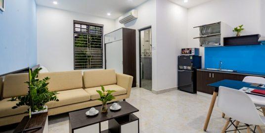 Studio apartment, Tran Van Du street – A701