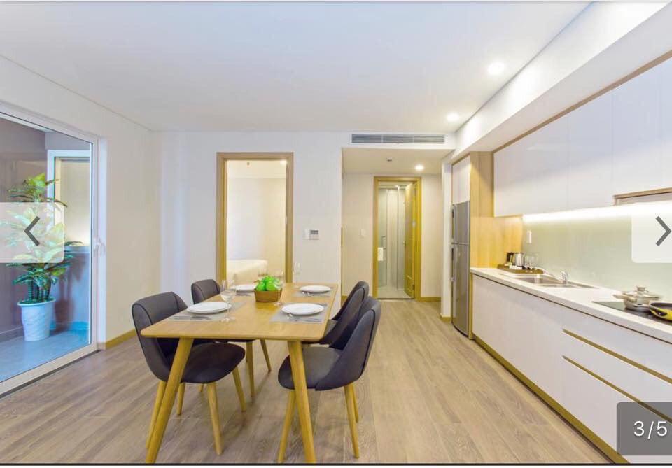 Luxury 1br apartment Zen Diamond Da Nang – A368
