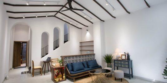 3-storey house, 5 studio apartments, My An ward, Da Nang – B461
