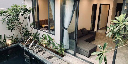 Mini Pool Villa 3-bedroom near My Khe beach – B516