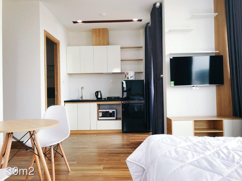 Studio apartment near Ho Xuan Huong street – A784