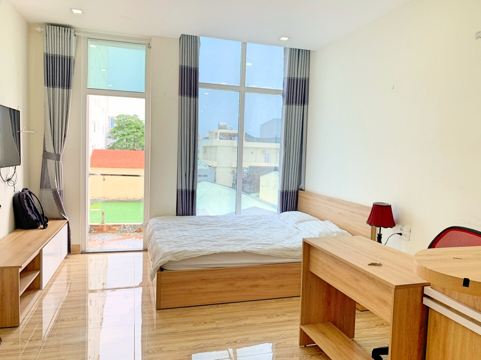 Fully furnished Studio Apartment, My An – A790