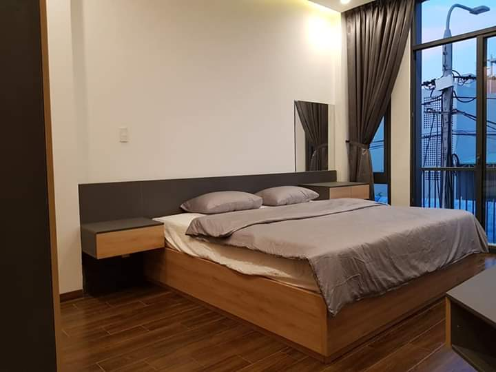 Full furniture 1 bedroom apartment Khue My Dong – A791