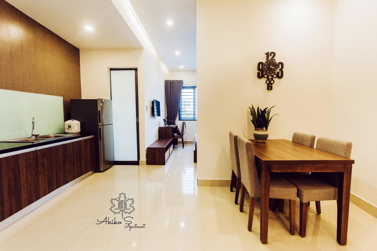 Studio apartment in My An area, near Han river – A788