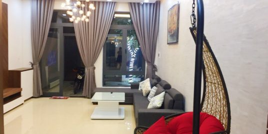 4-storey house, 5 bedrooms, Nam Viet A area – B467