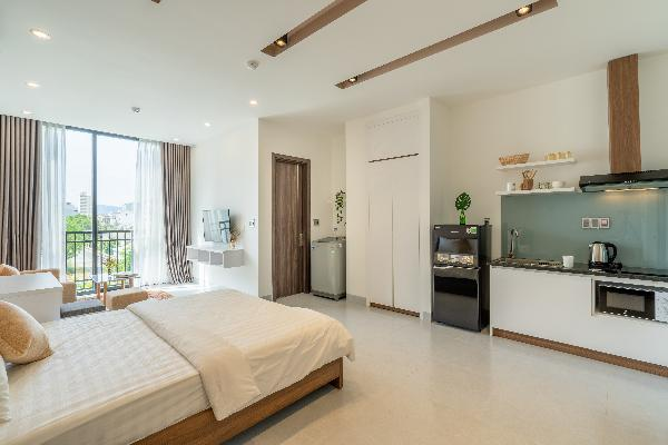 Studio Apartment in An Thuong, Da Nang – A779