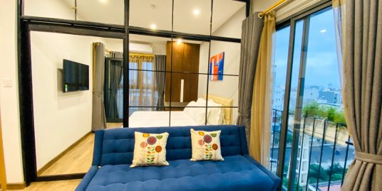 Airy One-Bedroom Apartment in An Thuong – A731
