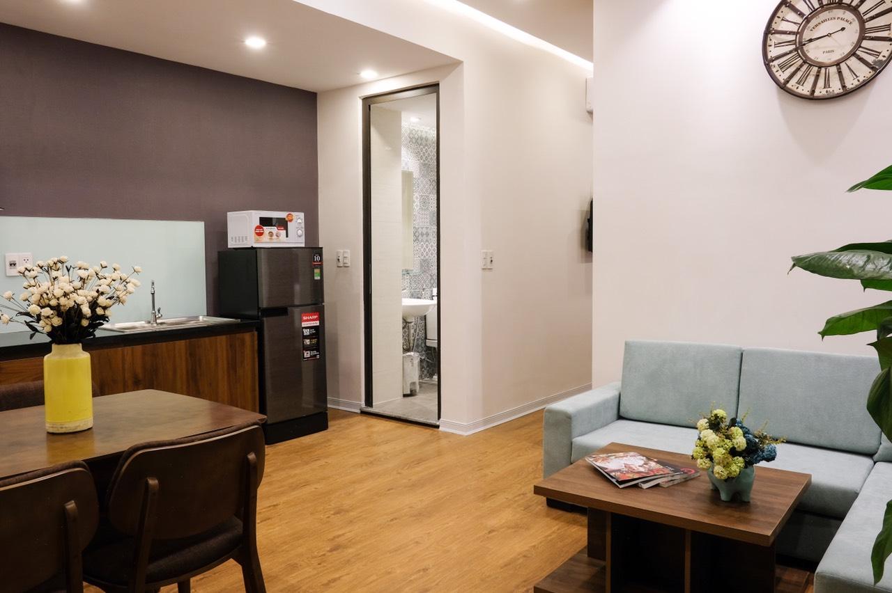 Studio apartment near University of Economics – A146