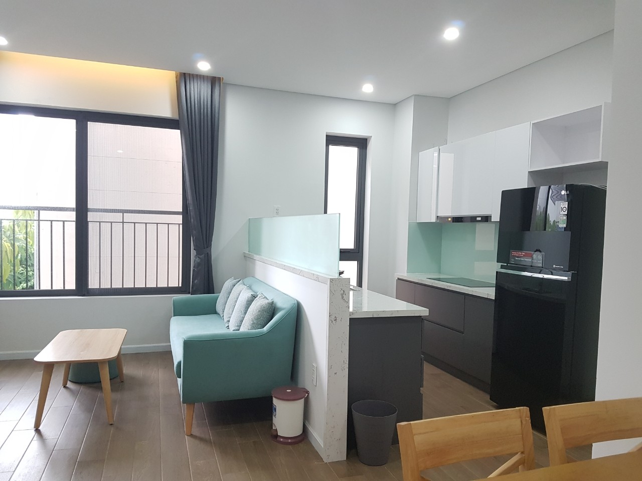 2BR apartment 85m2 near Bac My An Market – A792