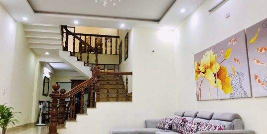 3-storey house, 4 bedrooms, 90m2, Nam Viet A Area – B479