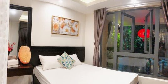 Studio apartment with window in An Thuong – C004
