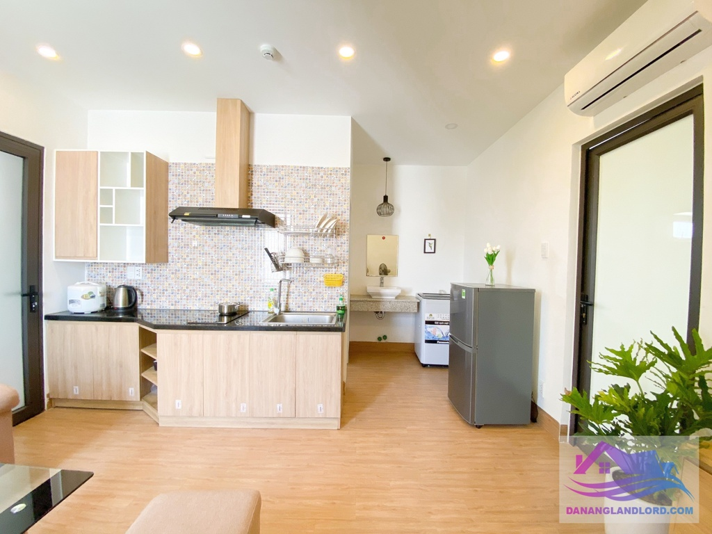 1BR apartment 50m2 in My An – A733