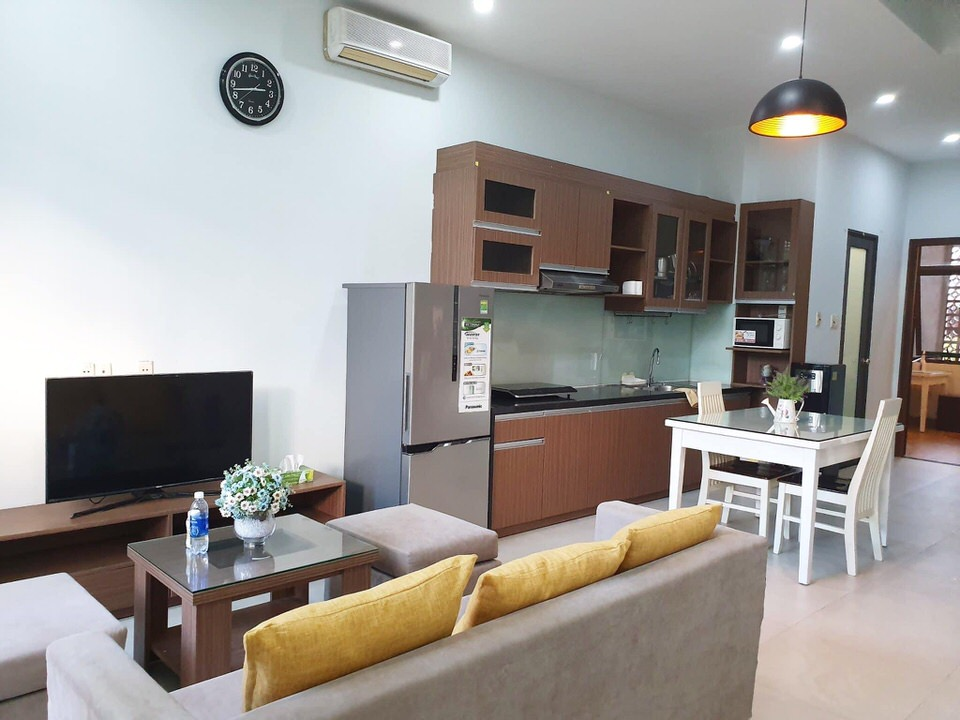 Nice 5 bedroom house in An Thuong area – B475