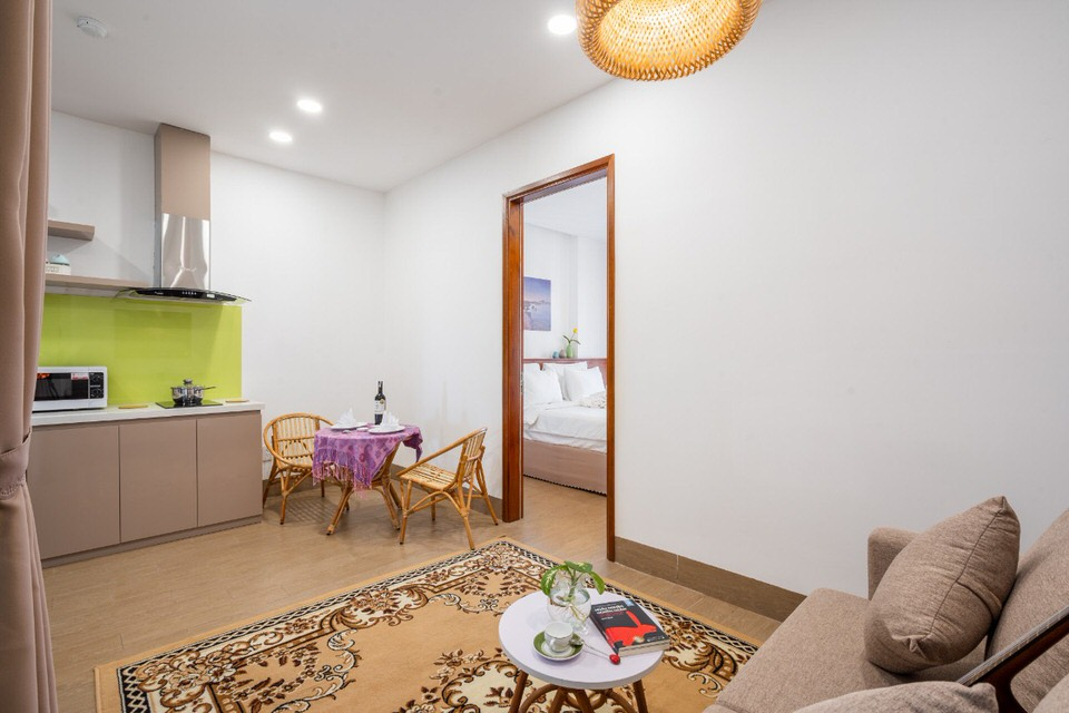 One-Bedroom Apartment in An Thuong – C016