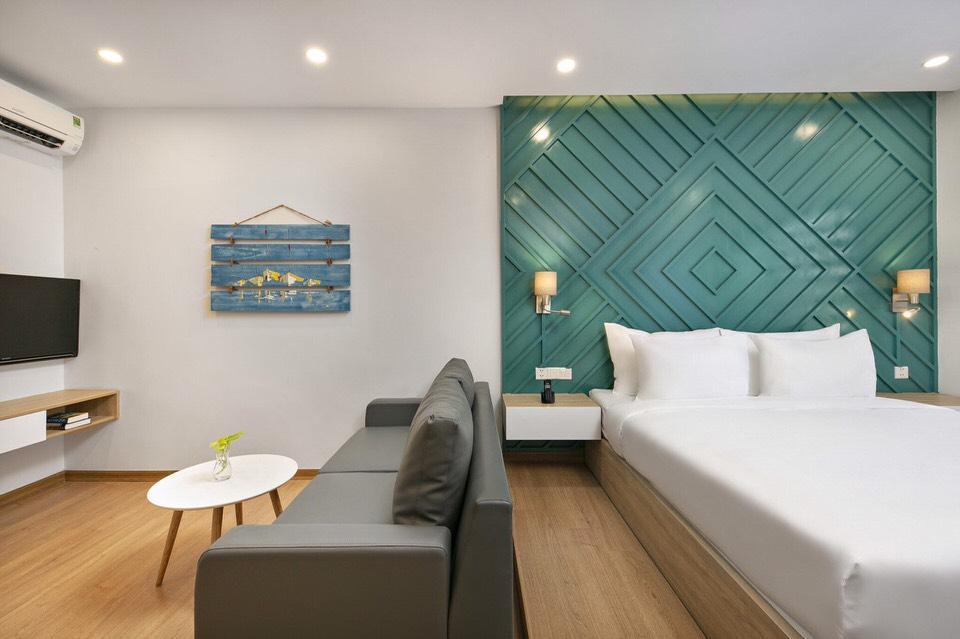 Standard Studio apartment close to Son Tra beach – A870
