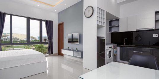 Bright Studio Apartment 42m2 near Lotte Mart – A377