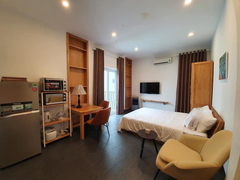 Apartment Studio 30m2, swimming pool in An Thuong area – C021
