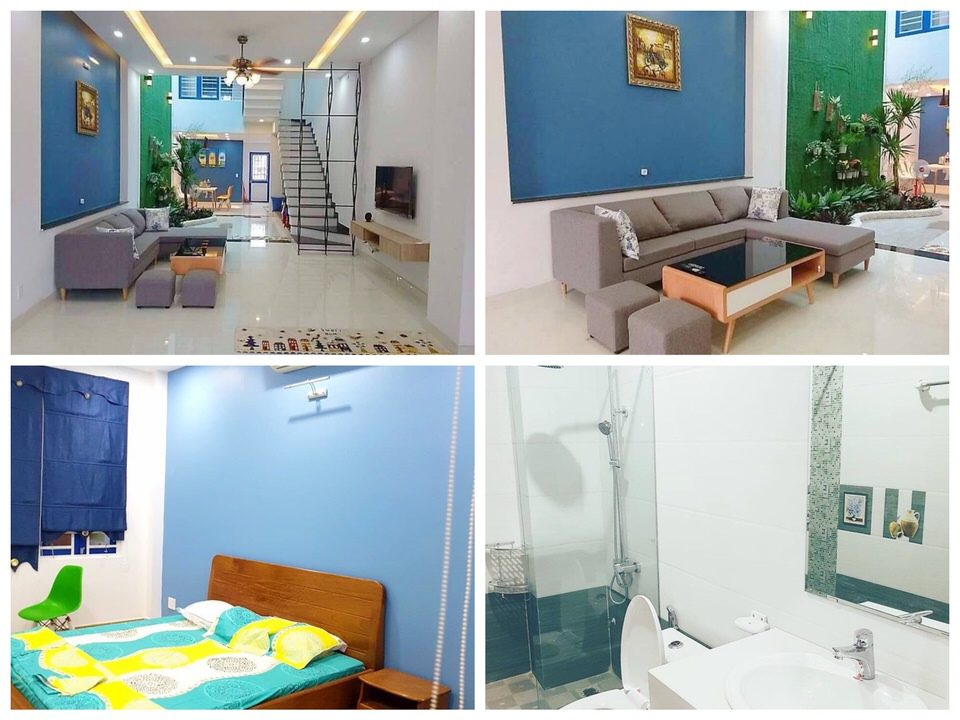 Nice 2 bedroom house in An Thuong – B708