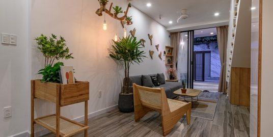 Nice house with 3 floors, 4 bedrooms, near Han river bridge – B538