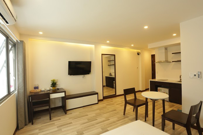 Studio apartment 35m2, An Thuong area – C026