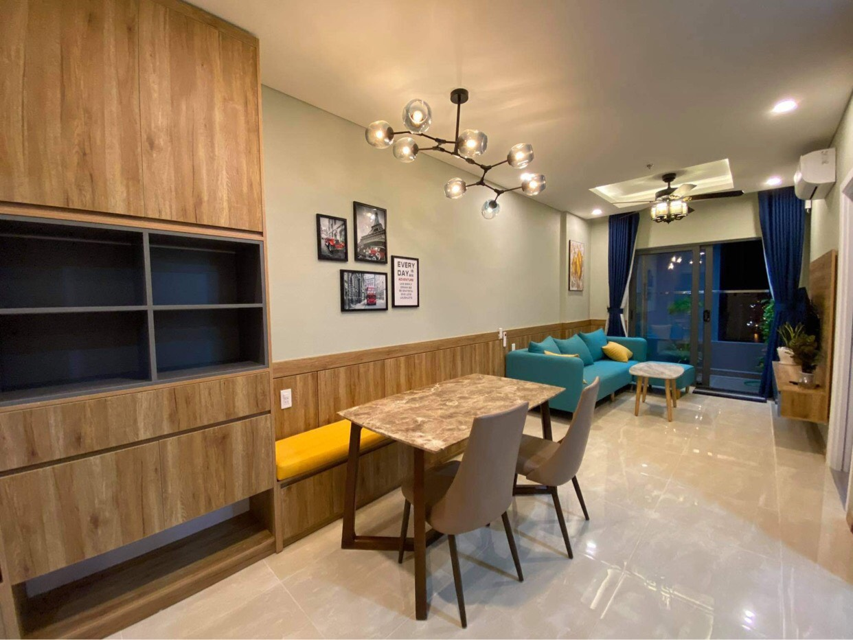 Modern Two-Bedroom Apartment, 24th Floor, in Monarchy Building – A873