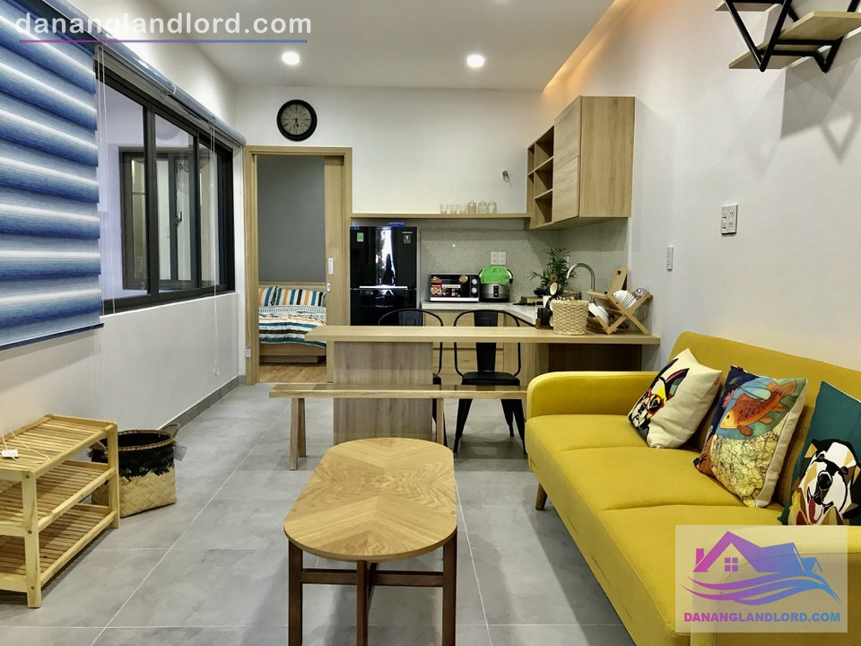 2BR apartment beautifully designed in Bac My An – C009