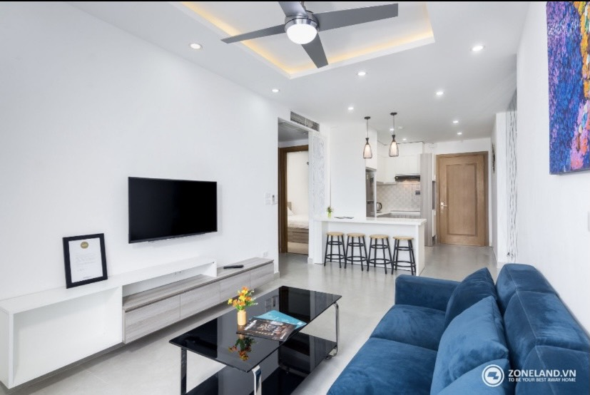 2BR apartment with seaview in Muong Thanh Luxury – C028
