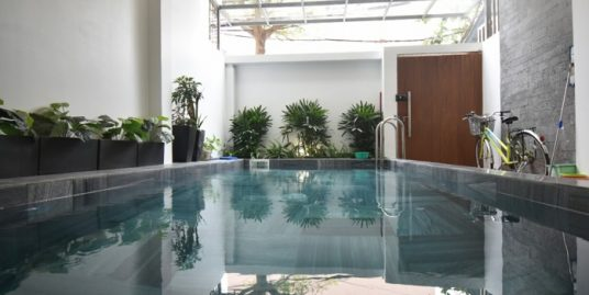 4-bedroom house with pool on Le Thuoc Street – B543