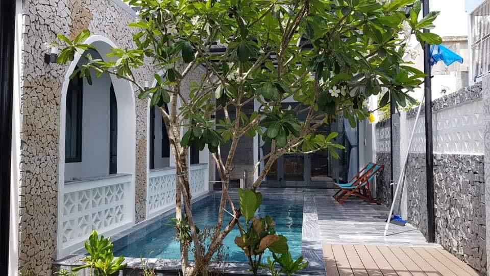 Mini Villa 4PN swimming pool near Non Nuoc beach – B726