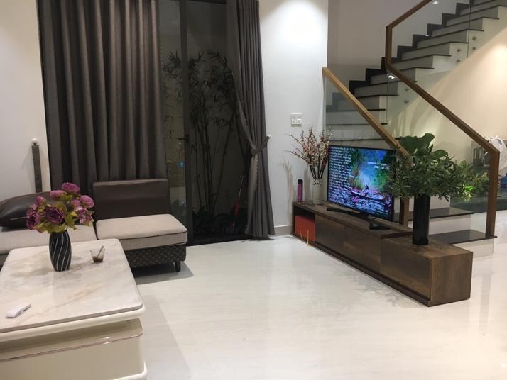 Two-bedroom swimming pool Villa in Hoa Xuan – B731