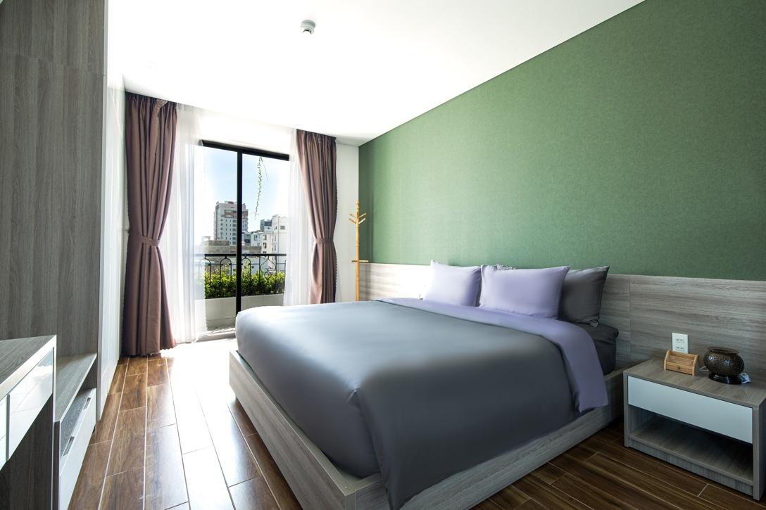 Lovely 1BR Apartment Near My Khe Beach – A867