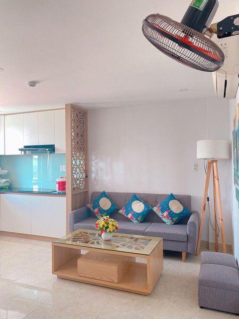 1BR apartment 55m2 on Phan Tu street – C036