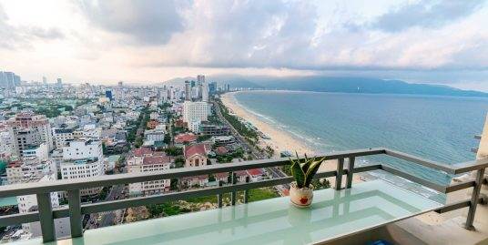 2BR Apartment with Sea-View in Muong Thanh, 30th Floor – C037