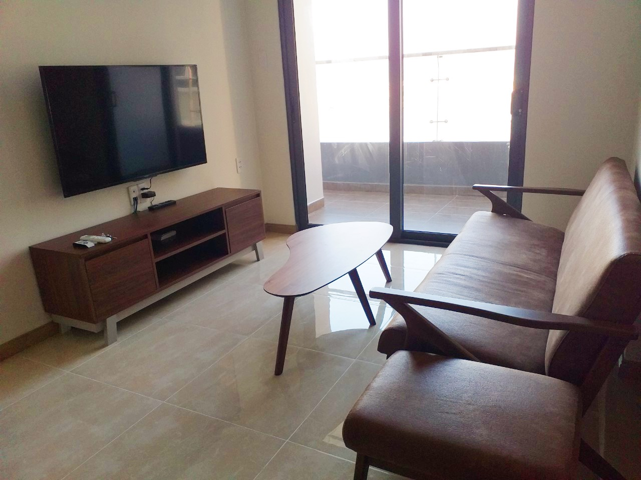 Two-Bedroom Apartment, 17th Floor, in Monarchy Building – A882