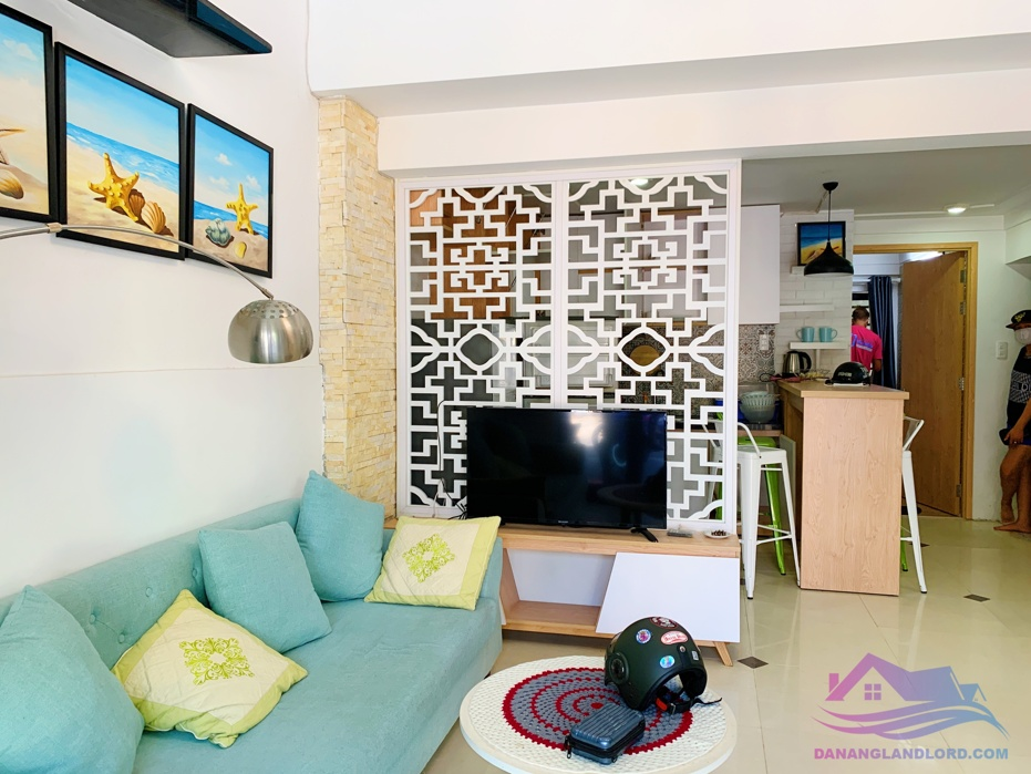 Lovely 2 bedrooms house in An Thuong area – B713