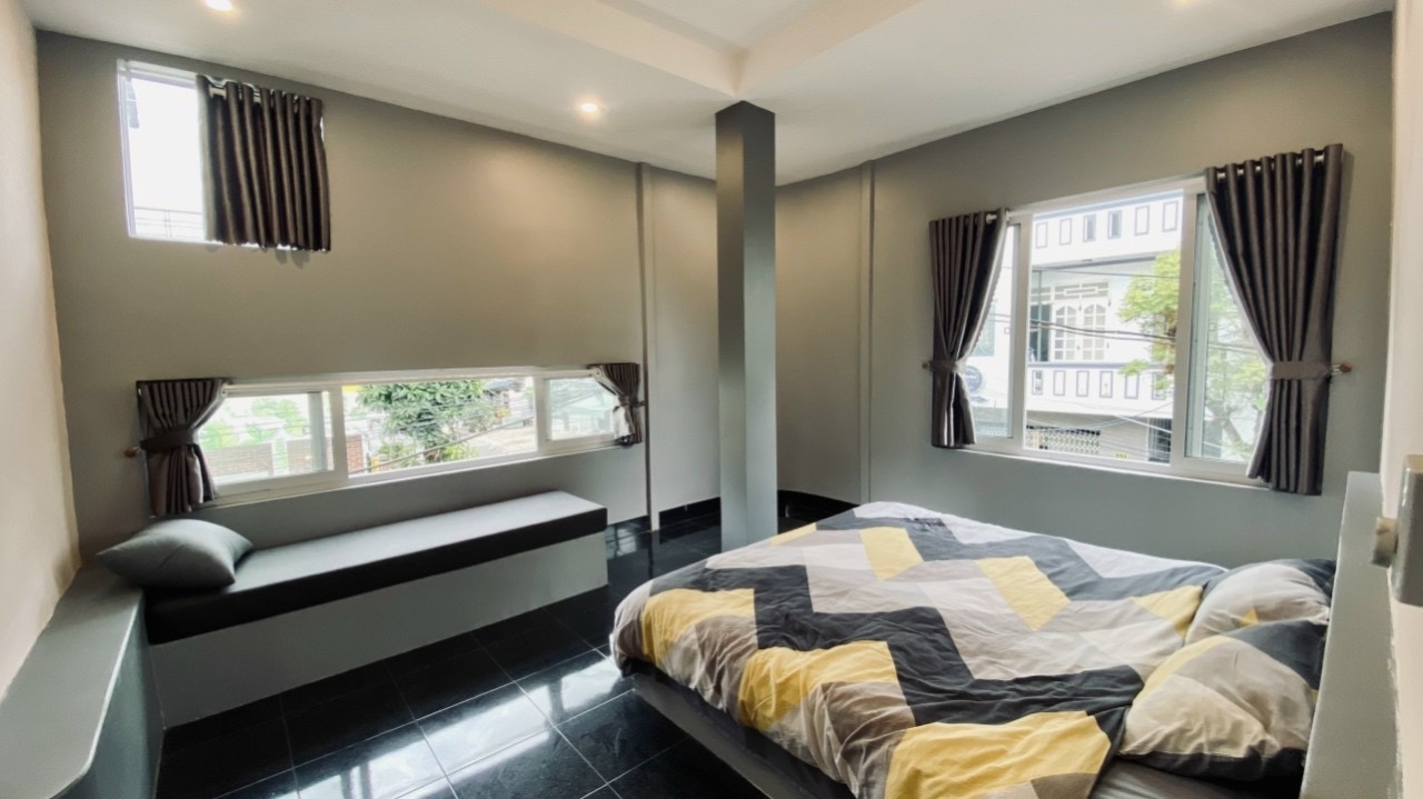 2 bedroom house, mini pool, An Thuong area – B743